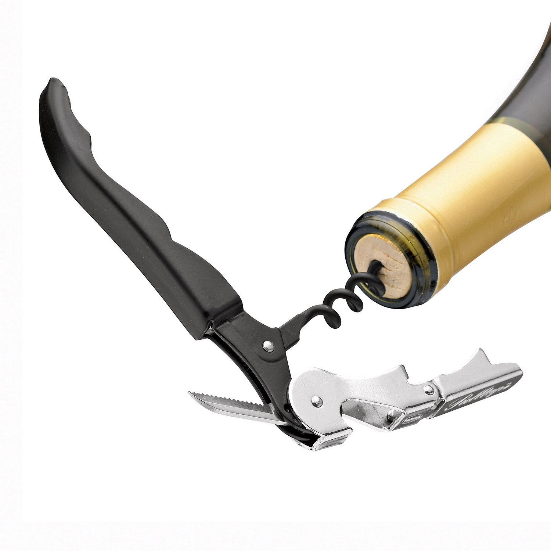 Pulltap corkscrew