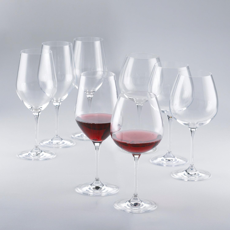 Big Or Small Glasses For Red Wine Bofi Mena