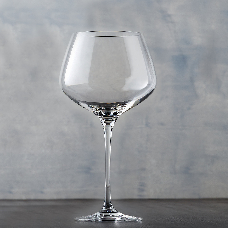 wine enthusiast fusion infinity pinot noir wine glasses