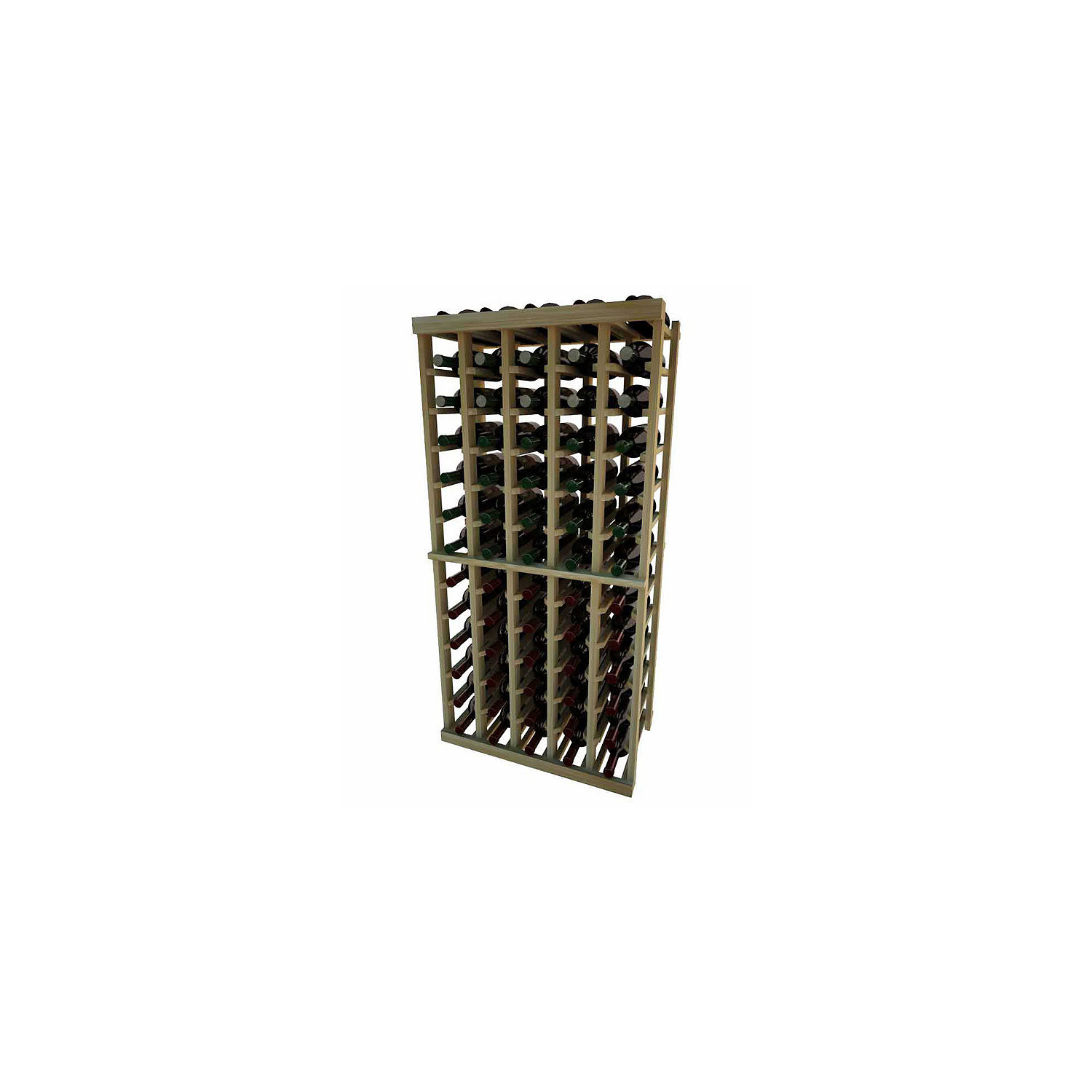 napa vintner stackable wine rack   column individual  wine  -  stackable wine rack   column individual preparing zoom