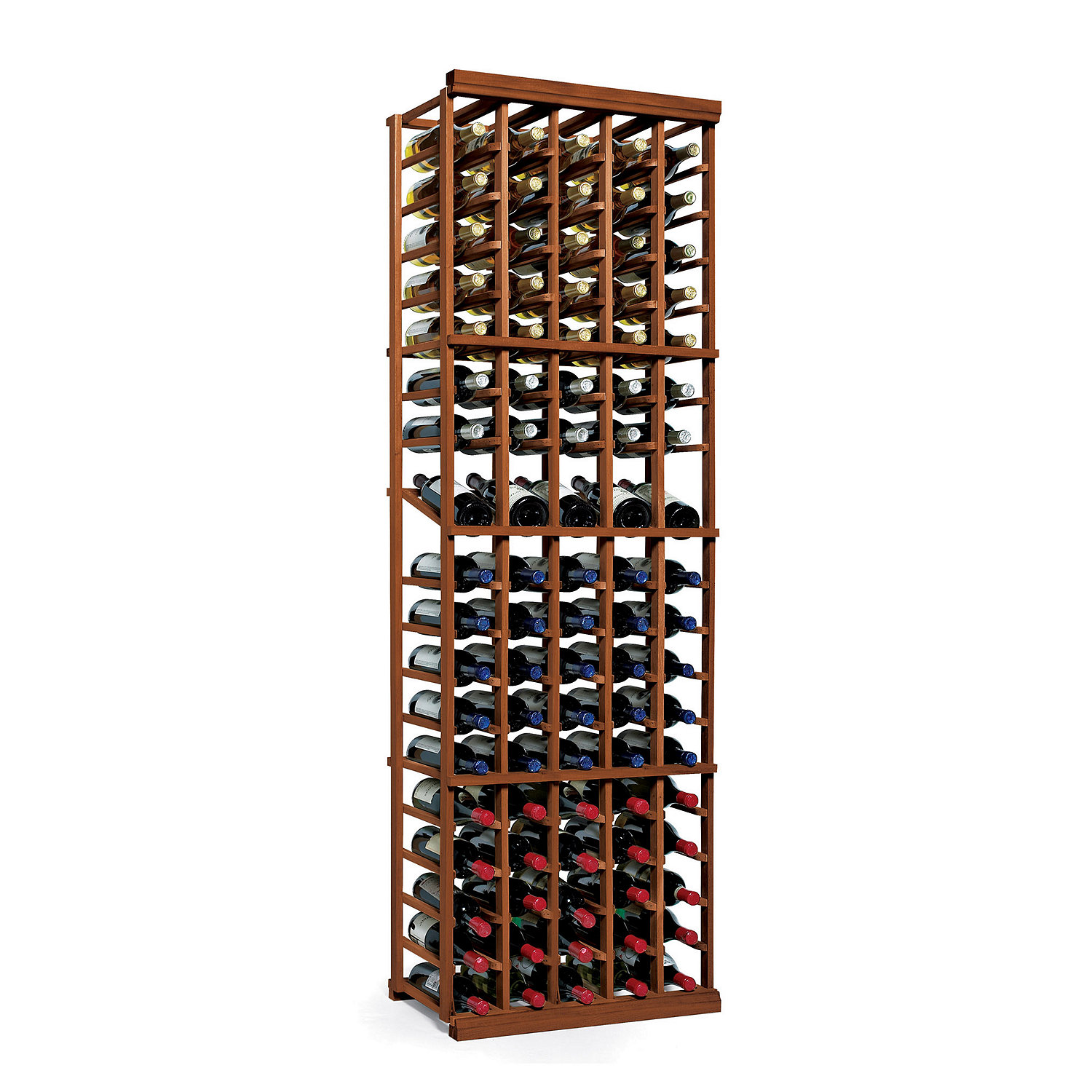 Preparing Zoom  sc 1 st  Wine Enthusiast & Nu0027FINITY Wine Rack Kit - 5 Column with Display - Wine Enthusiast