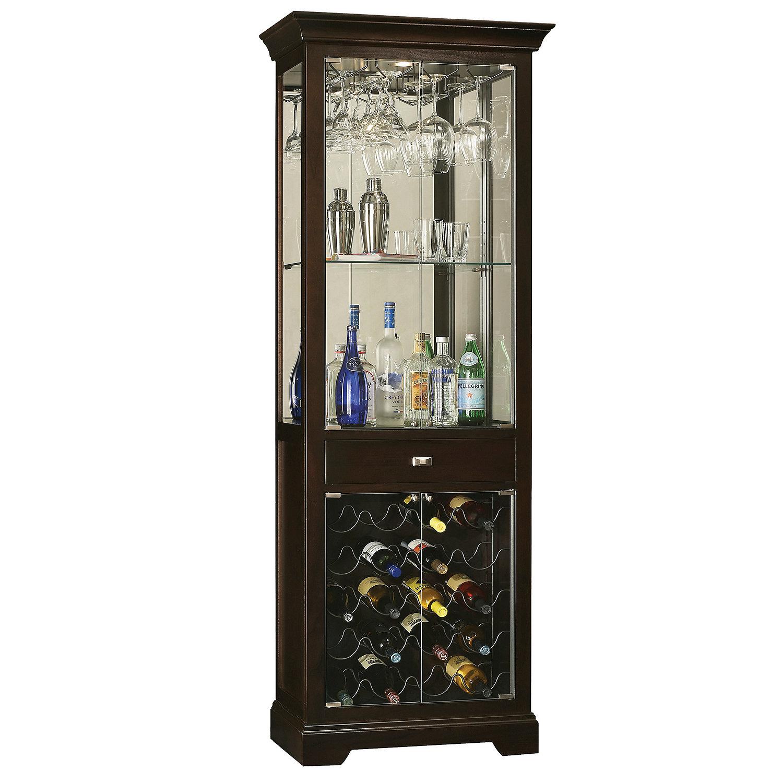 Howard Miller Gimlet Wine Cabinet - Wine Enthusiast