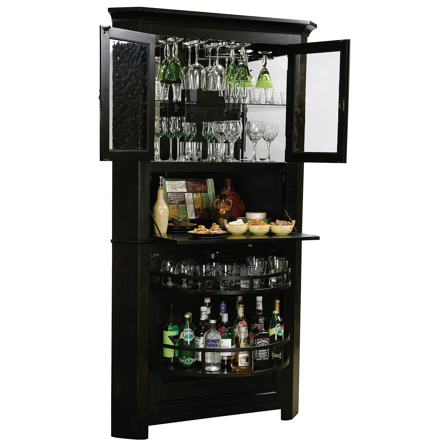 Bar cabinet furniture home roselawnlutheran Home wine bar furniture