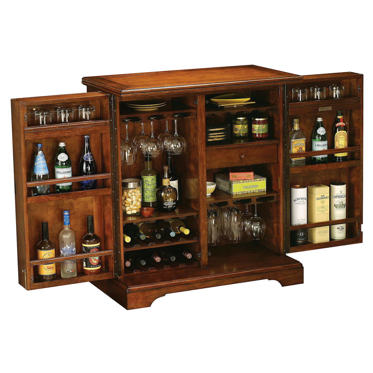 Best Home Bar Cabinet Plans - Caropinto