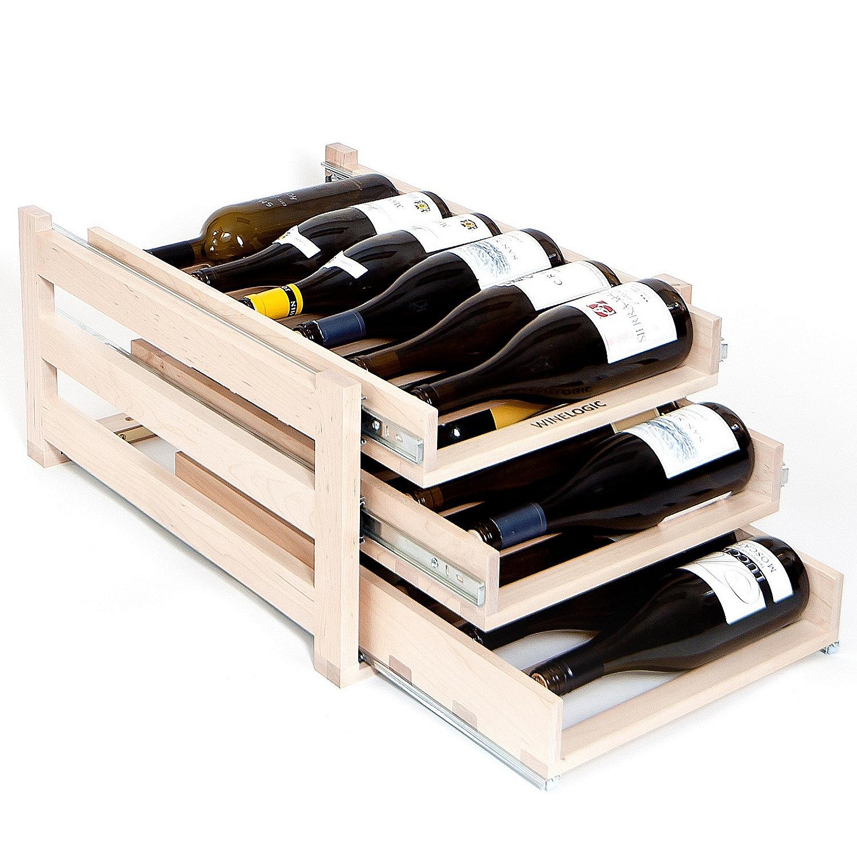 Assembled Wine Rack | Wine Enthusiast