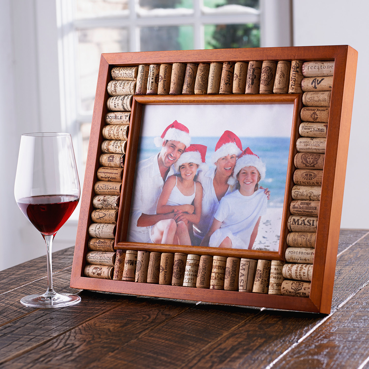 Wine Cork Picture Frame Kit 8 X