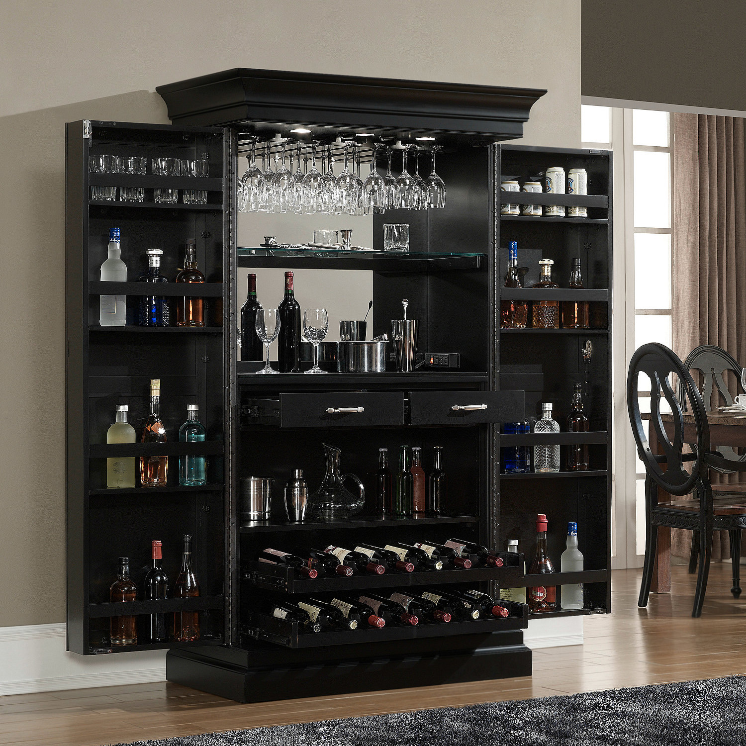 Modern Wall Bar Unit Www Pixshark Com Images Galleries