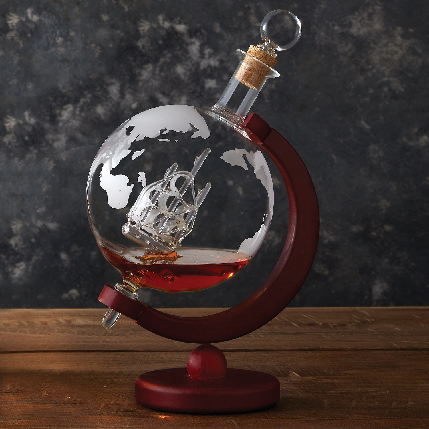 preparing zoom - Whisky Decanter