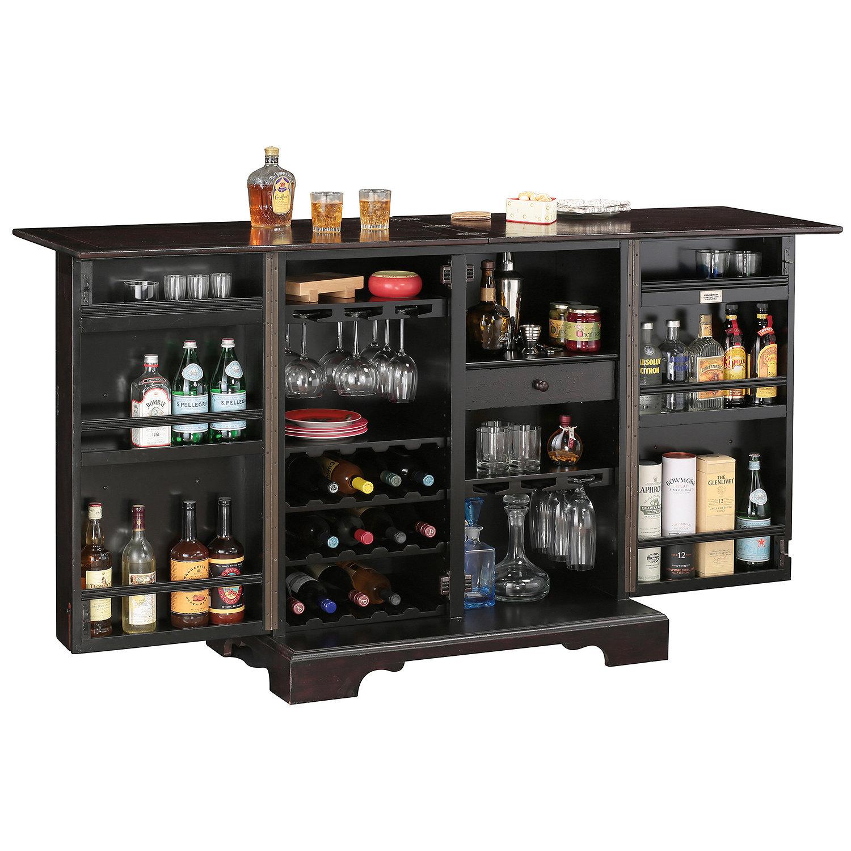 Howard Miller Brunello Wine And Bar Cabinet