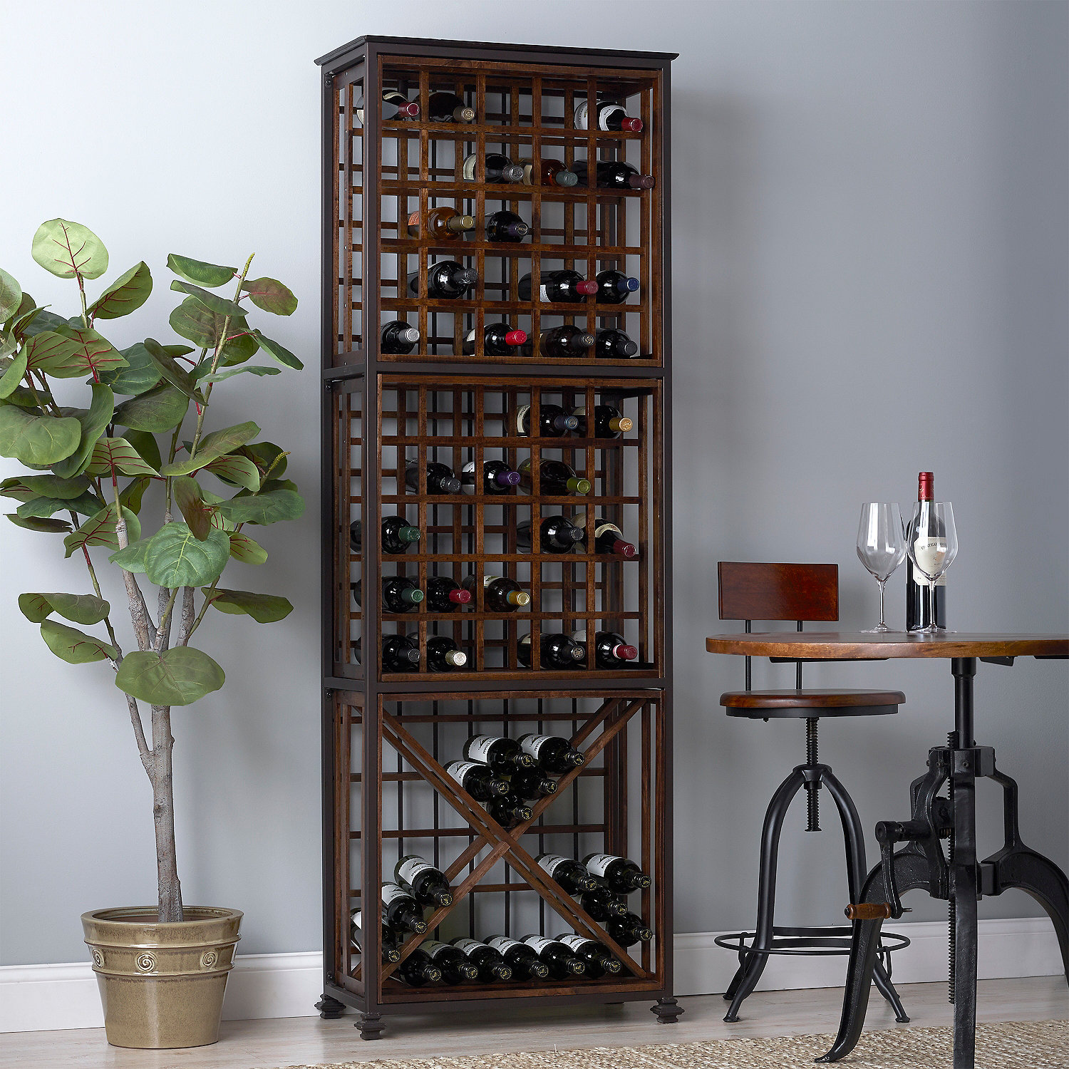cupboard interior modern wall racks furniture wine rack australia
