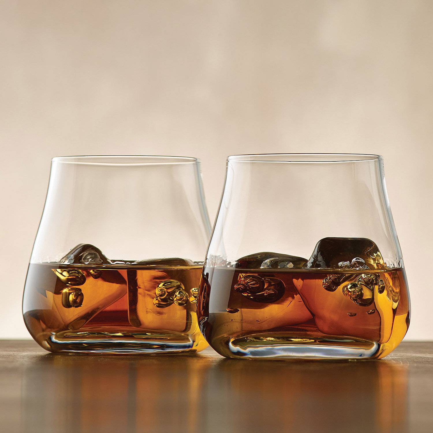 small batch whiskey glass set of 2