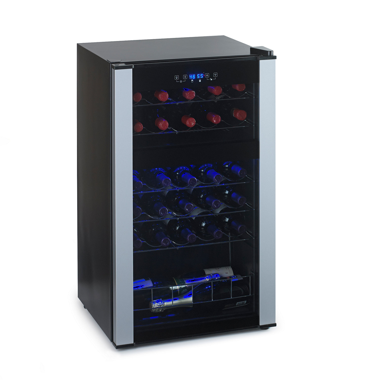 bottle evolution series dual zone wine refrigerator (outlet a  -  dual zone wine refrigerator (outlet a) preparing zoom