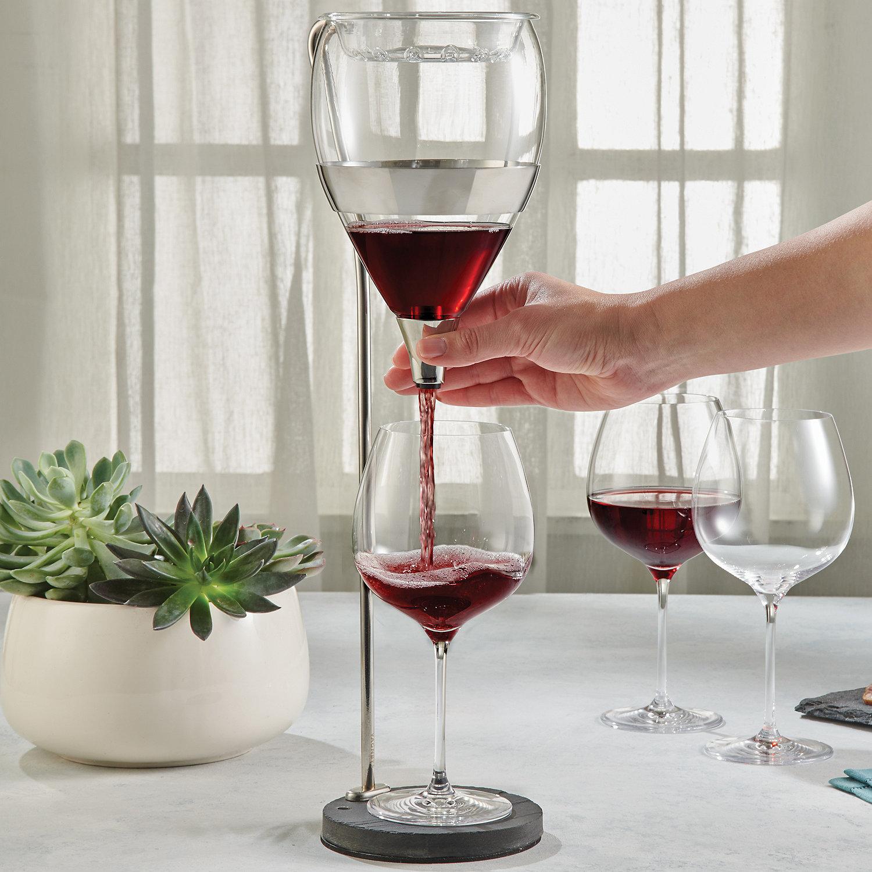 wijn glas markers