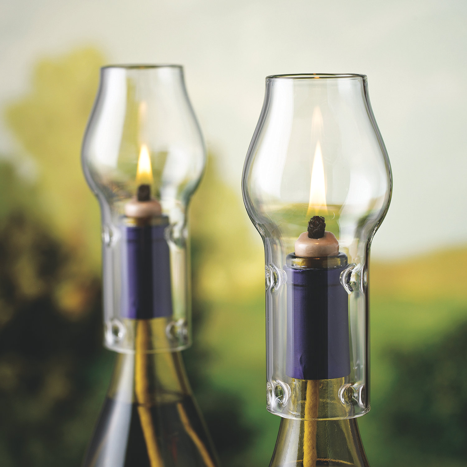 1000 images about x gifts manly on pinterest for Champagne bottle lamp