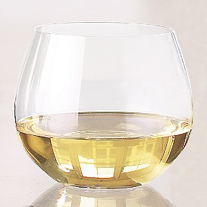 Riedel 'O' Chardonnay/White Burgundy Stemless Wine Glasses (Set