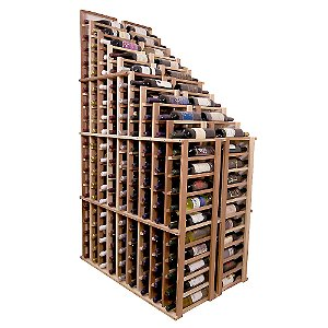 Designer Wine Rack Kit - 270 Bottle Tiered