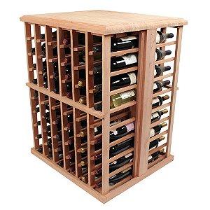 Designer Wine Rack Kit - 108 Bottle Tasting