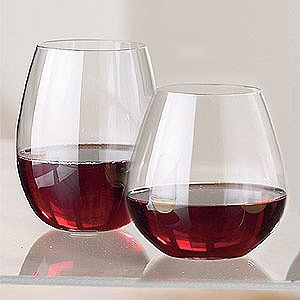 Riedel 'O' Stemless Wine Glass Cabernet & Pinot
