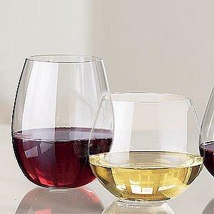 Riedel 'O' Stemless Wine Glass Cabernet & Chardonnay