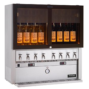 EuroCave Vin au Verre Wine Preserver & Dispenser