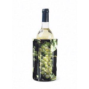 Vacu Vin Rapid Ice Instant Wine Chiller (White
