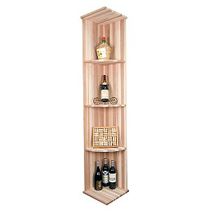 Sonoma Designer Wine Rack Kit - Vertical Quarter