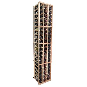 Designer Wine Rack Kit - 3 Column Individual
