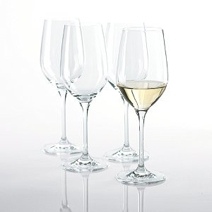 Fusion Classic Riesling/Sauvignon Blanc Wine Glasses (Set of