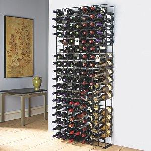 144 Bottle Black Tie Grid