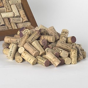 Recycled Premium Corks (Set of 50)