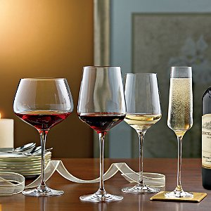 Complete Fusion Infinity Wine Glass Collection (Set of