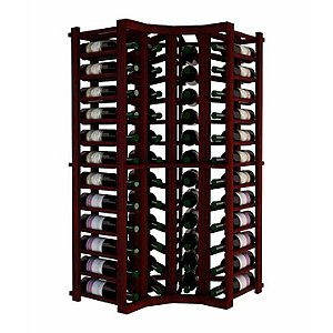 Vintner Series Wine Rack - Curved Corner