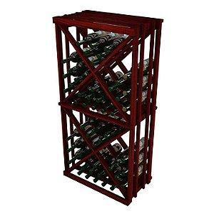 Napa Vintner Stackable Wine Rack - Open Diamond