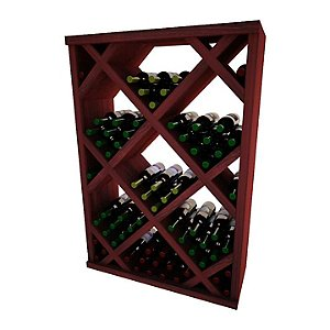 Vintner Series Wine Rack - Diamond Bin w/Face