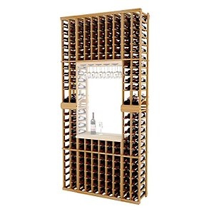 Napa Vintner Stackable Wine Rack - 10 Column