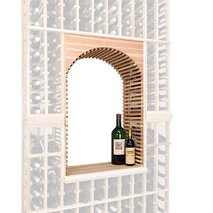 Napa Vintner Stackable Wine Rack - Archway &