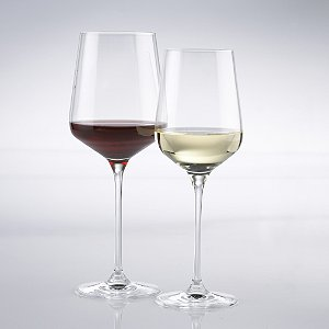 Fusion Infinity Red & White Wine Glass Collection