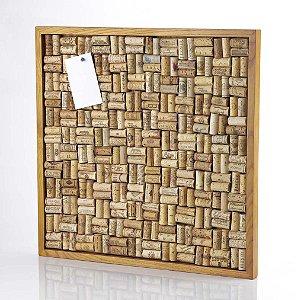 Large Wine Cork Board Kit
