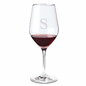 Personalized Fusion Classic Cabernet/Merlot/Bordeaux Wine Glasses