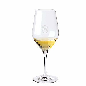 Personalized Fusion Classic Chardonnay Wine Glasses (Set of