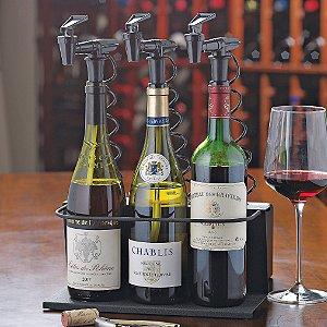 NitroTap Wine Service & Preservation System