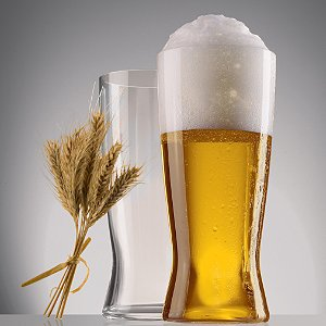 Spiegelau Beer Classics Lager Glasses (Set of 2)