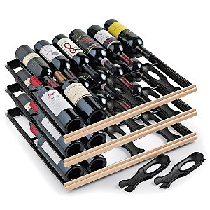EuroCave Main du Sommelier Rolling Shelves (Set of