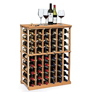 N'FINITY Wine Rack Kit - 6 Column Half