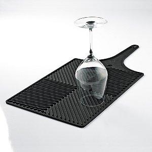 AirFlow Glassware Drying Mat