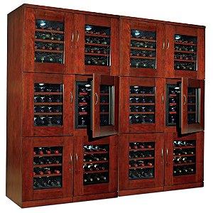 Trilogy Quad Wine Cellar
