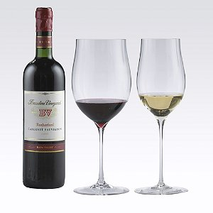 Fusion Triumph Red & White Wine Glass Collection