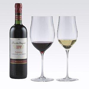 Fusion Triumph Red & White Wine Glass Collection