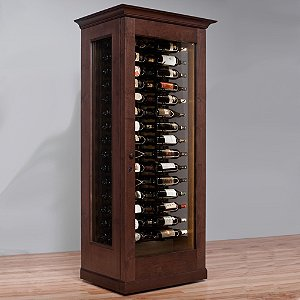 Vinotheque Bella Vista with N'FINITY Cooling Unit Dark