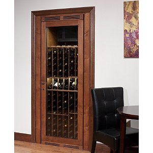 Vinotheque Closet Cabinet with N'FINITY Cooling Unit